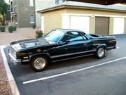 1985 CHEVROLET 1985 - Chevrolet El Camino