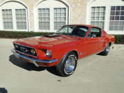 1967 Ford Mustang 999999 miles